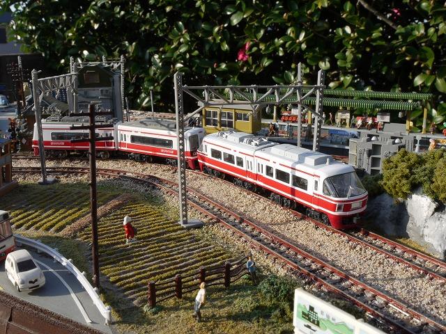鉄道模型のレイアウトは楽しい!